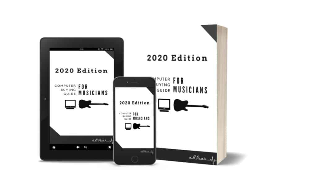 Computer Buying Guide for Musicians - 2020 Edition - Banner B