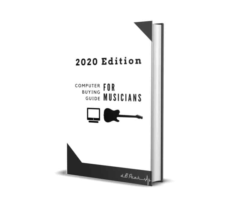 Computer Buying Guide for Musicians - 2020 Edition - Banner A