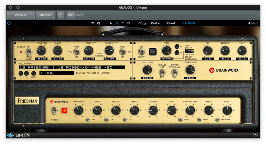 how to reduce audio latency - universal audio dsp-powered plug-ins