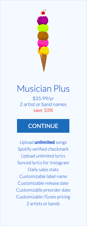 is amuse better than distrokid - musician plus plan