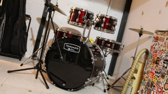 best acoustic drum kit for home recording