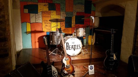 best way to record drums at home - the beatles drum kit
