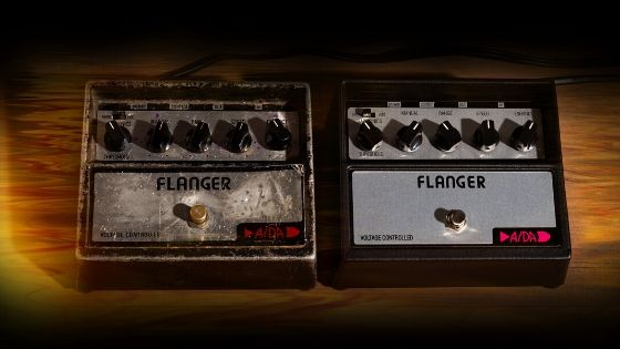are universal audio interfaces worth it - ada flanger emulation