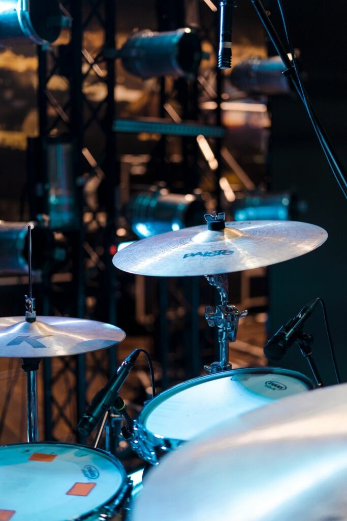 how to record drums with 2 microphones 3