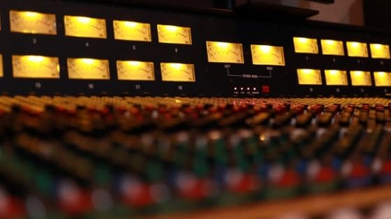 what's the difference between mixing and mastering - mixing console 3