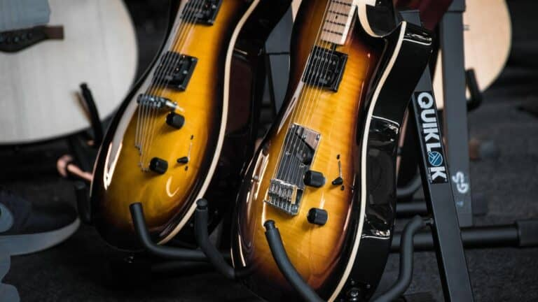 how to record electric guitar in stereo