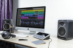 how to control logic pro with android